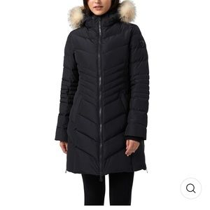 Pajar Canada QUEENS Down Insulated Coat Sz M
